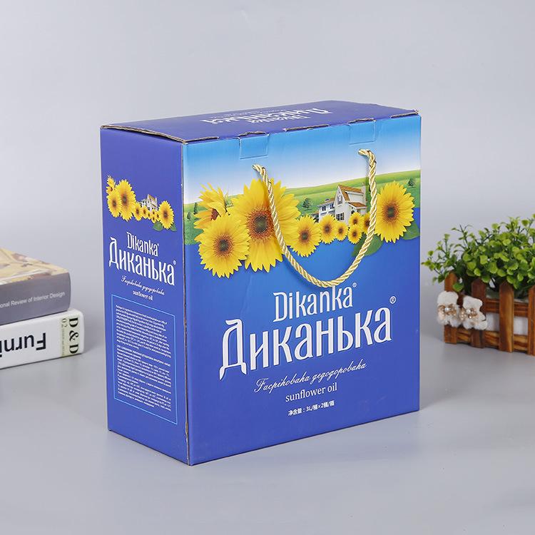 泰国枕头手提包装盒