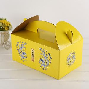 手提礼品包装盒