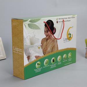 泰国皇家乳胶枕头包装盒(1)