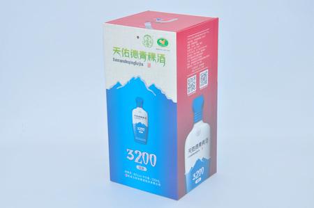 青稞酒包装