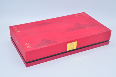 古树茶礼盒包装