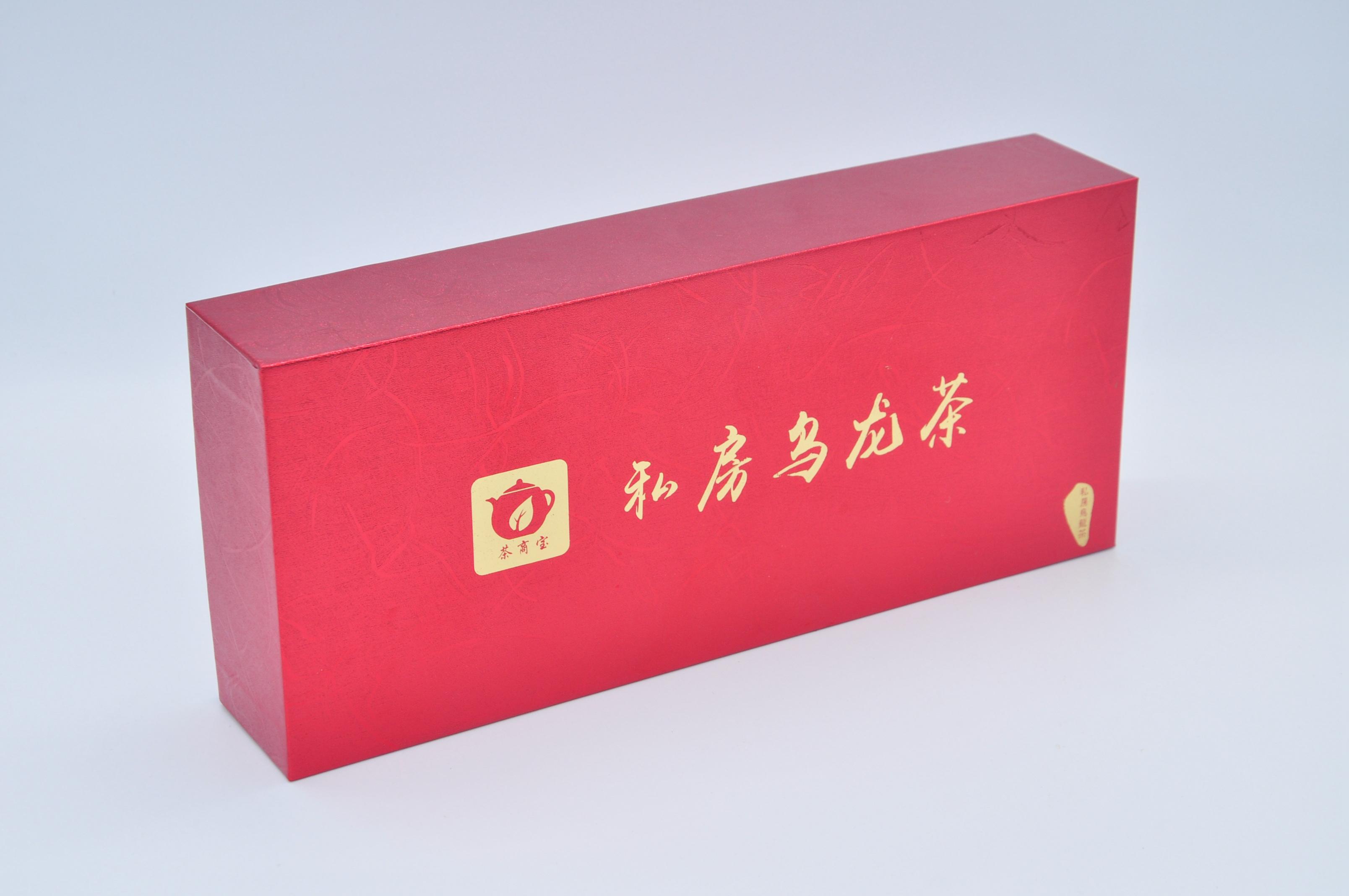 乌龙茶包装盒