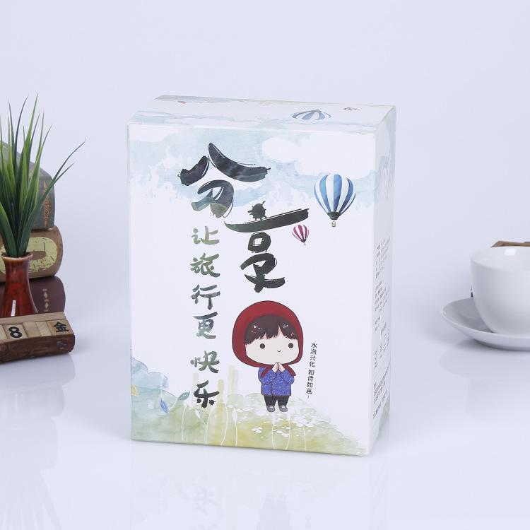 兴化旅游吉祥物彩盒