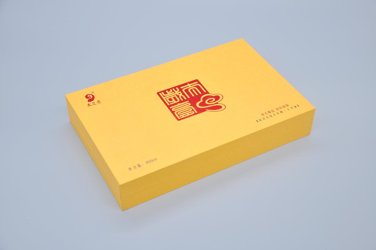 太芝堂肉灵芝太岁膏礼盒包装