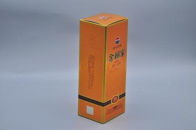白酒彩盒定制