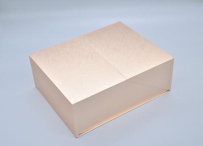 梯形双开门礼盒包装