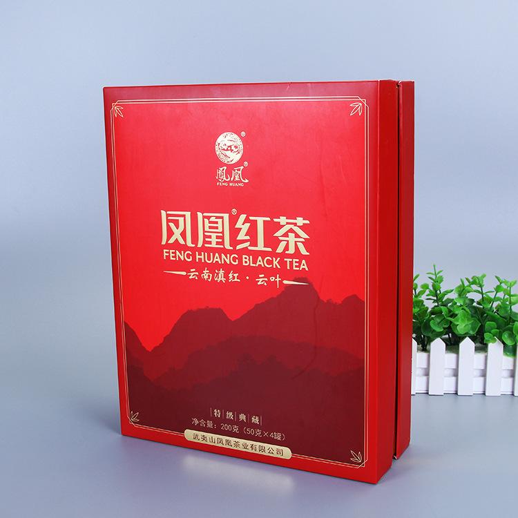 凤凰红茶包装盒