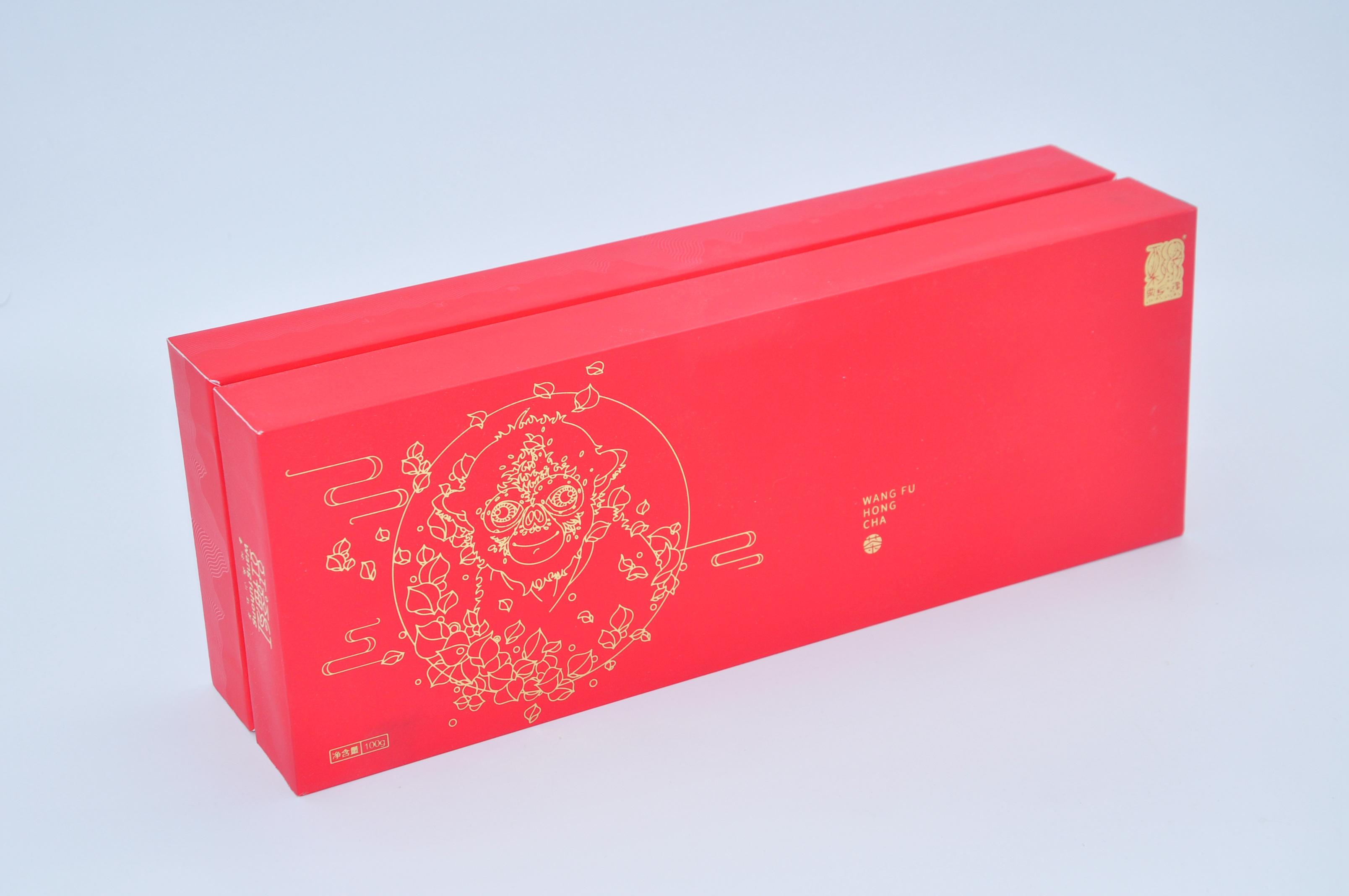 高山红茶包装盒