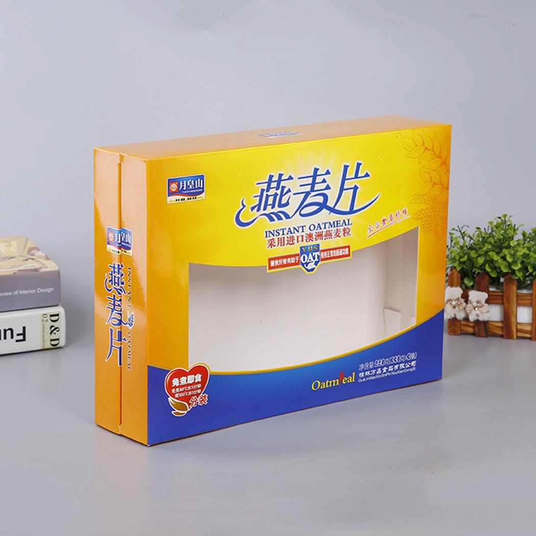 燕麦片彩盒