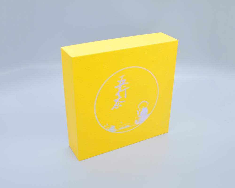五行茶茶叶礼盒